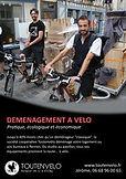 Plaquette : Déménagement à vélo