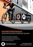 Plaquette : Freechise Toutenvélo