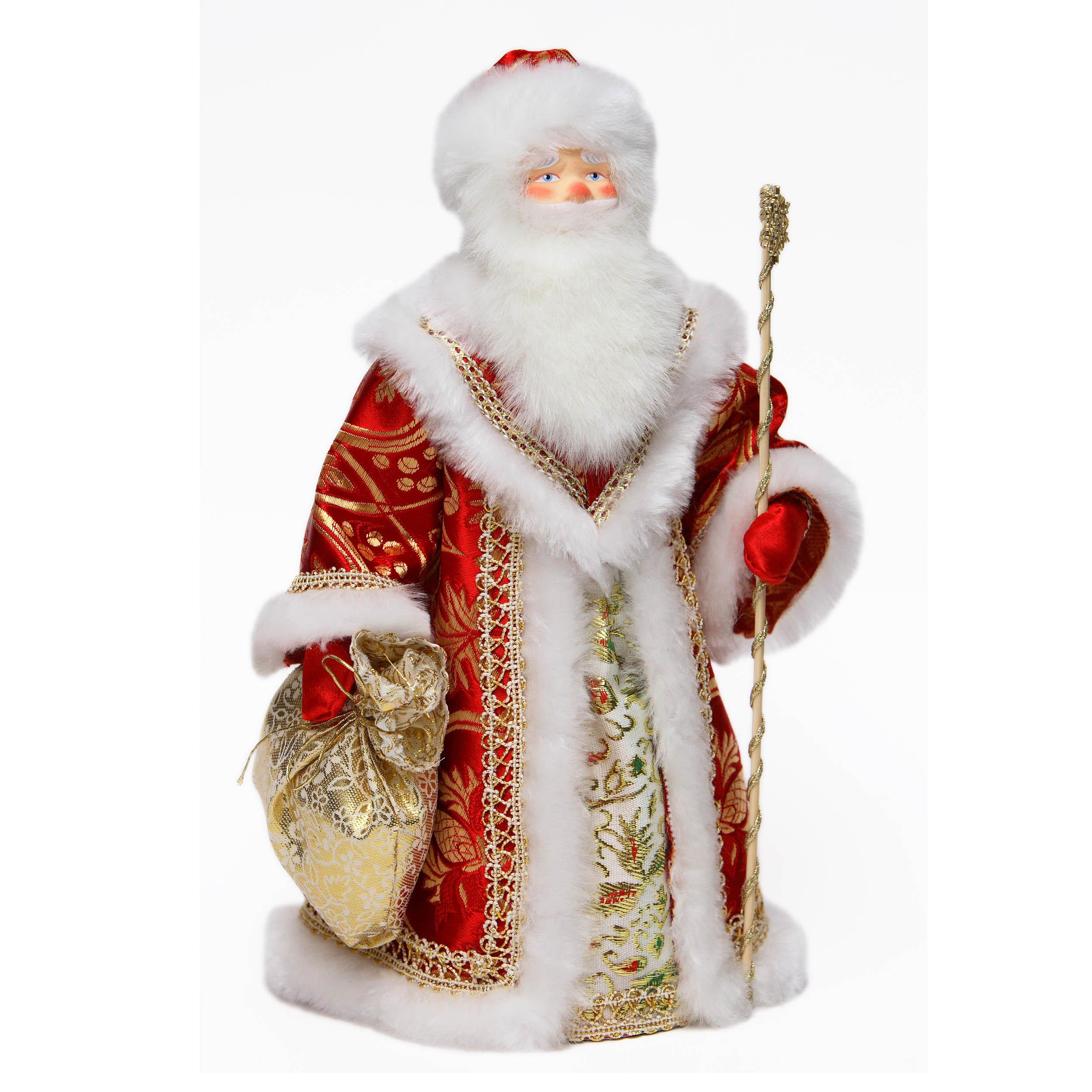 Дед мороз и снегурочка сшить