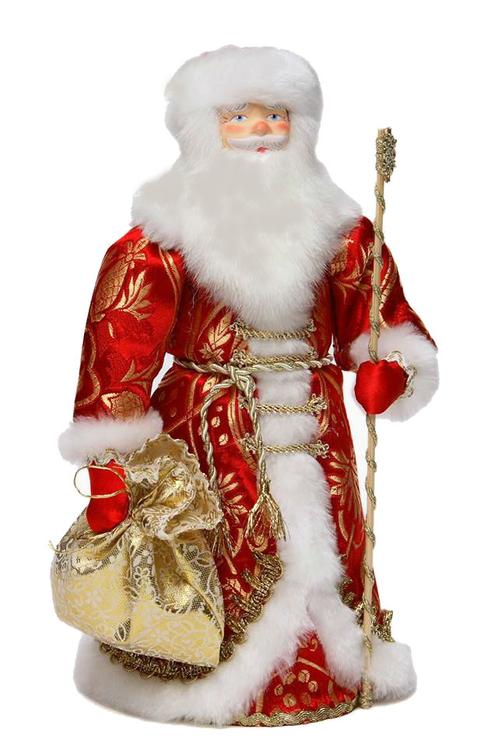 Дед мороз и снегурочка под елку своими
