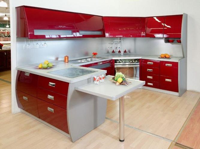 Кухонная мебель – как создать уют и комфорт