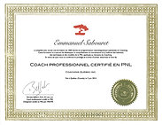 Certificat coach professionnel PNL