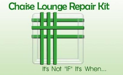 Chaise Lounge Repair Kit