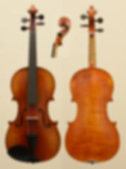 German antique violin by Franz Kirschnek