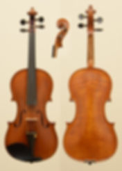 French antique violin by Maison Couesnon