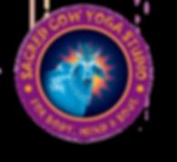 Sared Cow Yoga Studio Logo