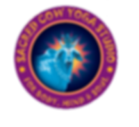 Sacred Cow Yoga Studio Logo