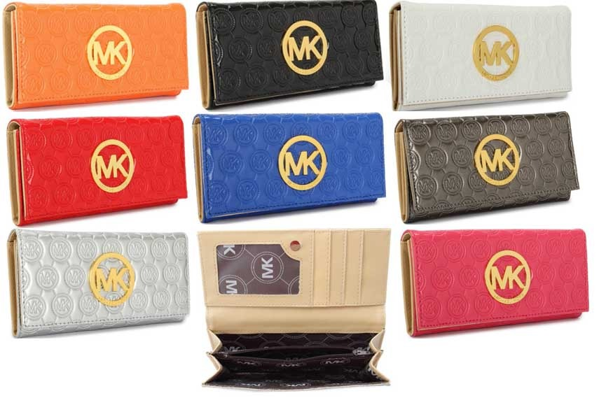 Billeteras Michael Kors