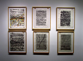 Works on Japanese Paper