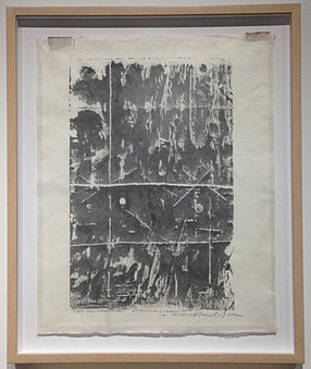 untitled 6 monotype on japanese paper