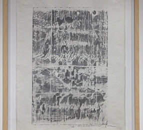 untitled 5 monotype on japanese paper