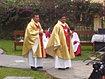 Listos para la misa