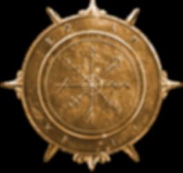 Bone Grit symbol for middle grade fantasy books, The Bone Grit Historeum