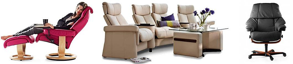 ekornes stressless furniture - Stressless Chair