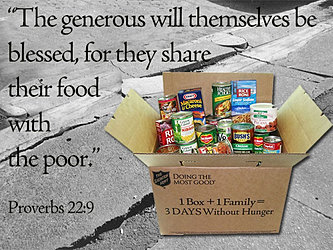 The Salvation Army Las Vegas Emergency Food Pantry
