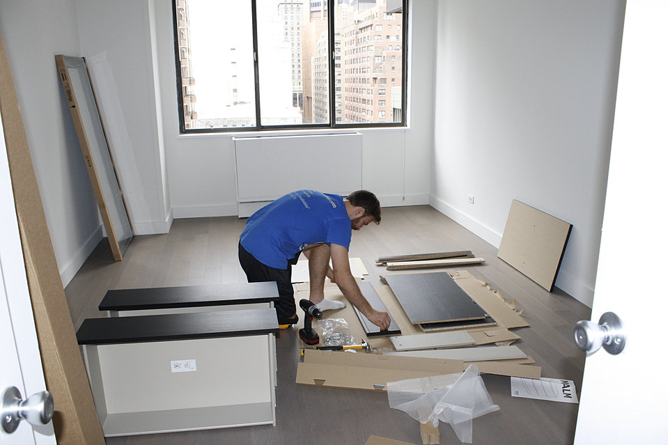 Ikea furniture delivery and assembly service in nyc for Alternative de livraison ikea
