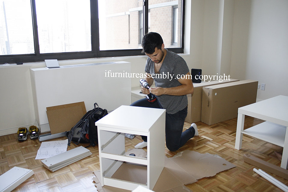 Ikea furniture delivery and assembly service in nyc for Ikea installation nyc