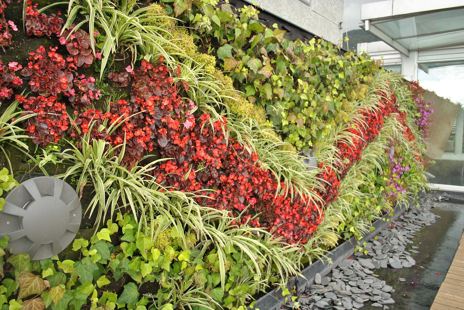 Jardines verticales y cubiertas verdes naturalbox for Jardines verticales concepto