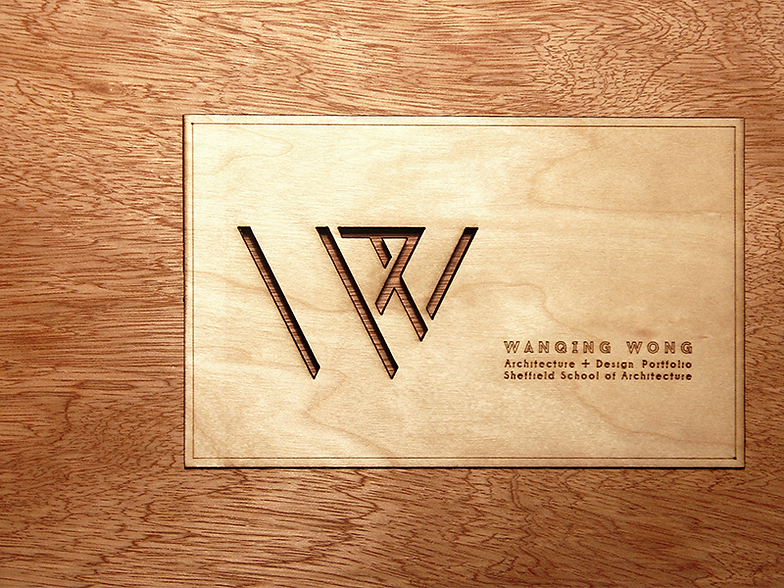 Wanqing Wong Architecture Design Portfolio Art Design