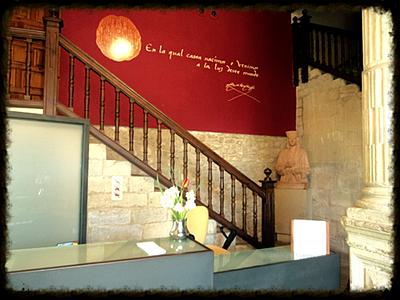Oficina de turismo sos del rey cat lico for Zaragoza oficina de turismo