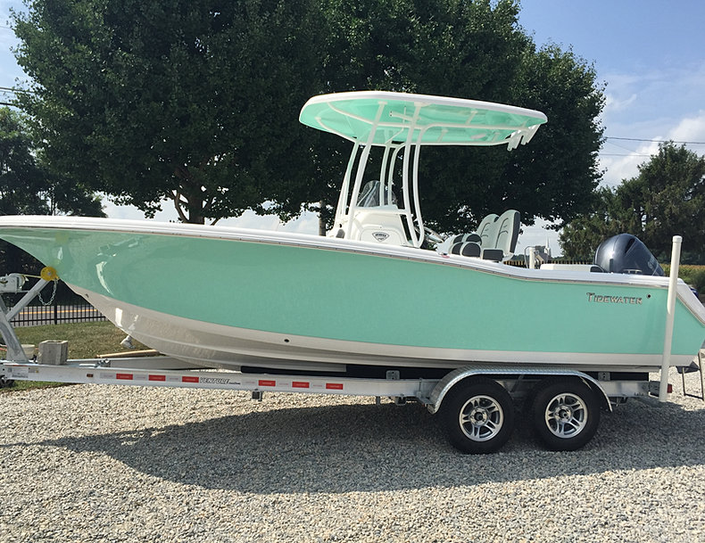 220 cc model of tidewater boats for sale for Tidewater 230 for sale