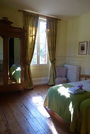 Kamer Soleil in de Chambre d'Hôtes