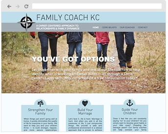 Family Coach KC