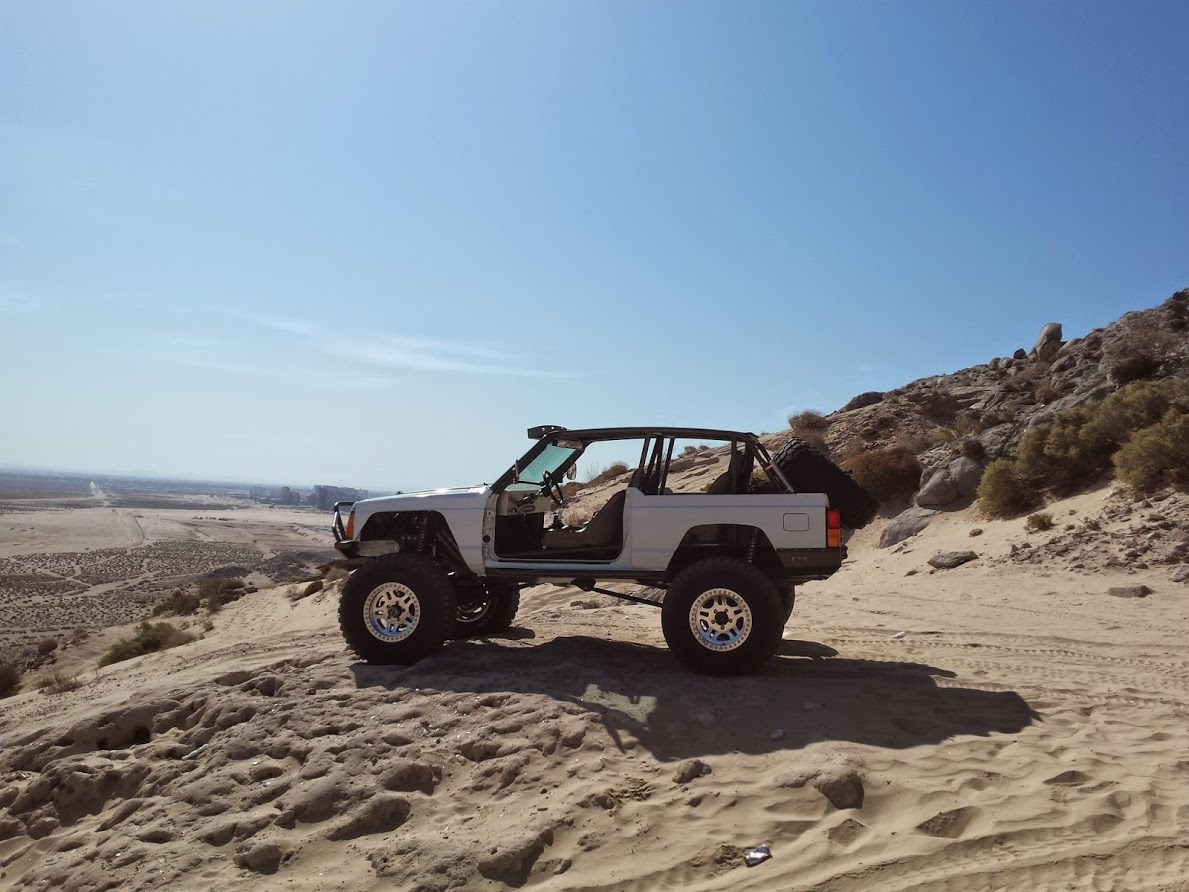 C Rok 4x4 Specializing In Jeep Cherokee Xj Tempe Az