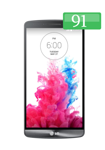 lg g3 locul 2 smartphone android