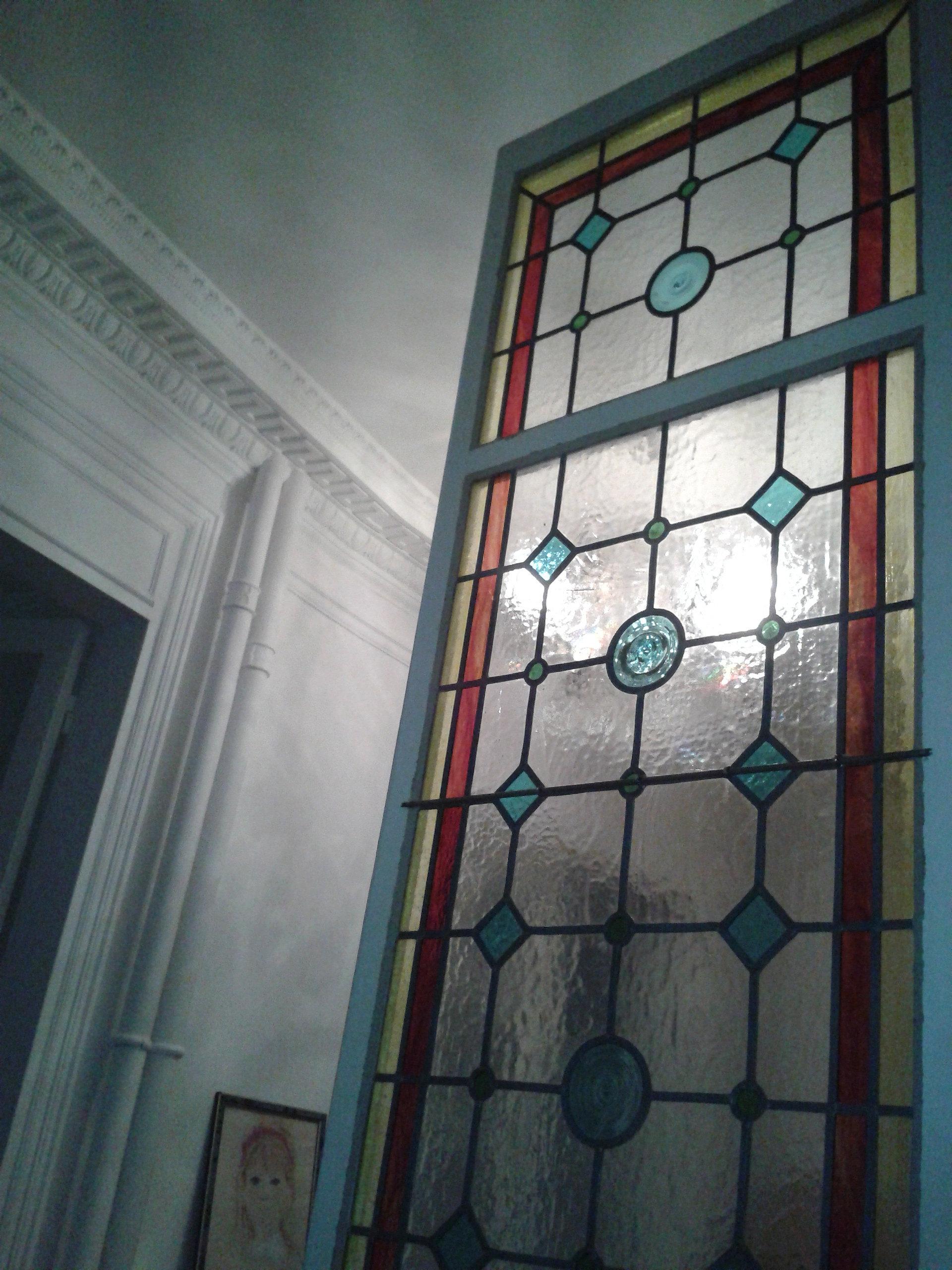 Vitrail fenêtre