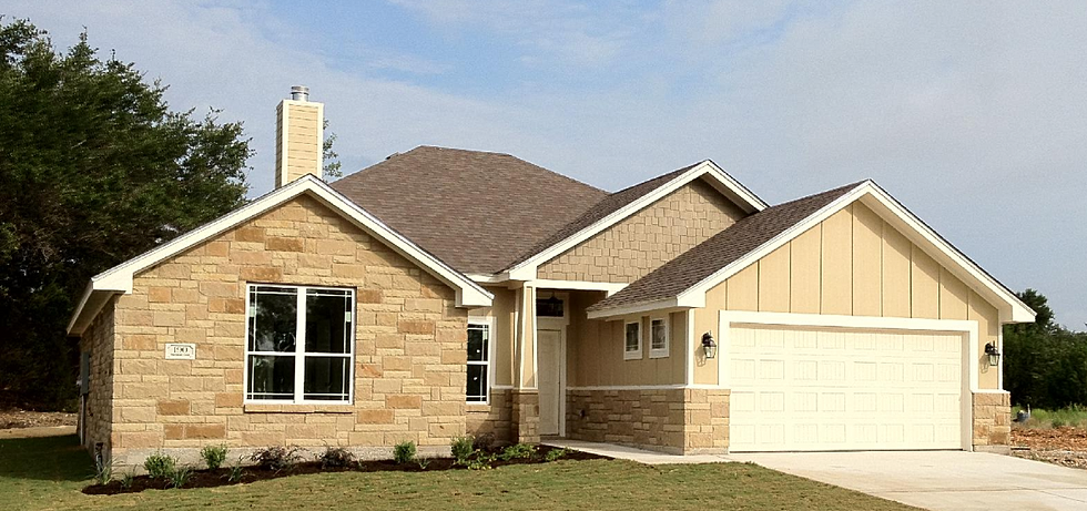 Crawford Custom Homes New Home Builder Central Texas