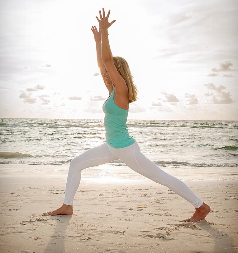 Beach Yoga Yoga Clearwater Beach