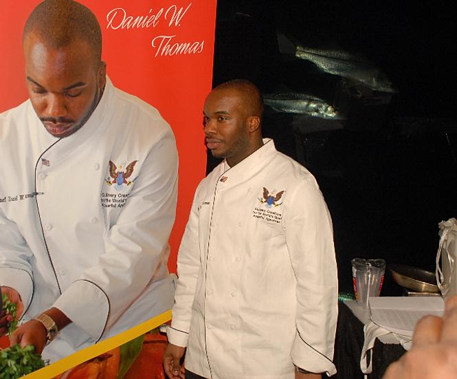 Daniel Thomas - Washington DC, Culinary Expert | about.me