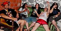 Overdose Alcoolica