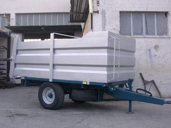 Chironna officine meccaniche usato for Vasca trasporto uva usata