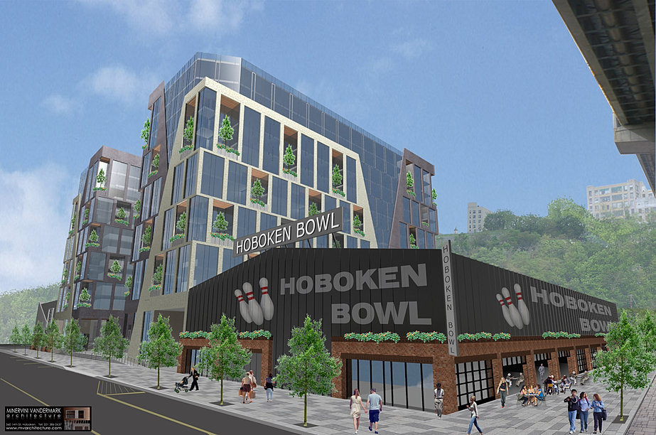 Block 112, Hoboken. MINERVINI VANDERMARK ARCHITECTURE. 360 Fourteenth Street  ...