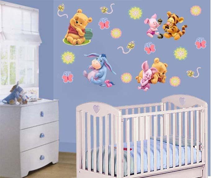 baby_pooh cuarto bebes
