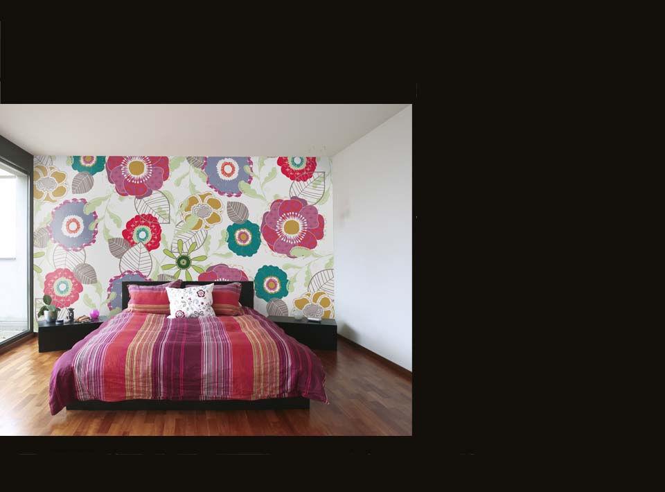 Decoracion vinilos y fotomurales para casa oficina cuartos - Decoracion interiores infantil ...