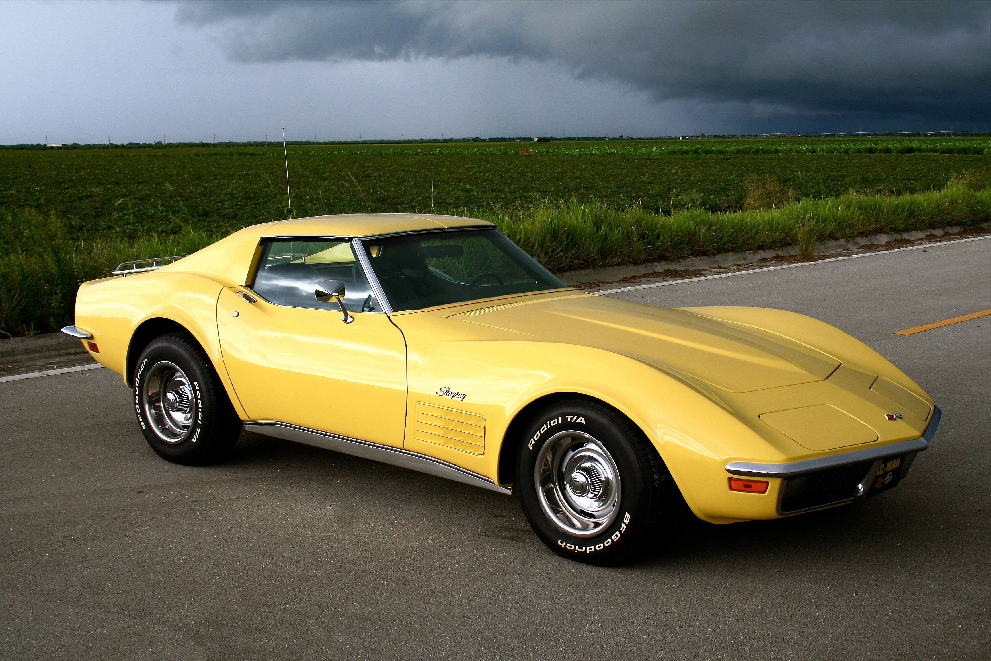 Corvette 1970 Florida Autos Post