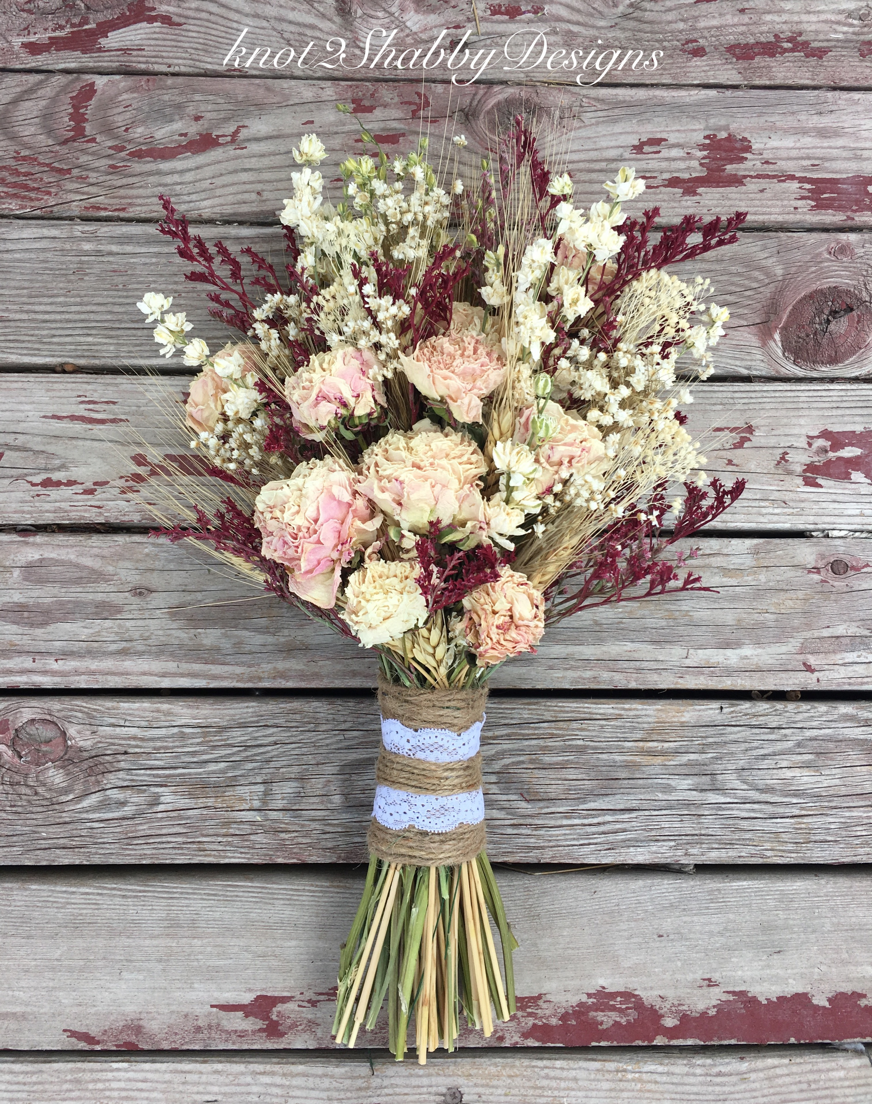 Wedding Flowers | United States | Knot2ShabbyDesigns.co