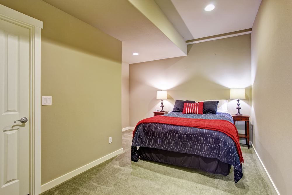basement bedroom without windows. Basement Bedrooms Must Meet Code  General Contractor Ogden Utah Falk Construction Inc