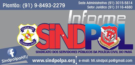 Resultado de imagem para : sindicato dos Policiais Civis do Estado do Pará