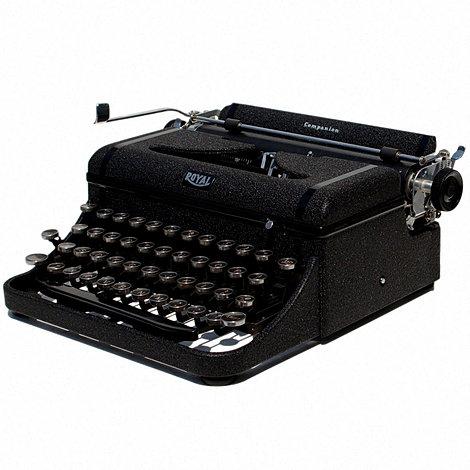 Royal Companion Portable Typewriter