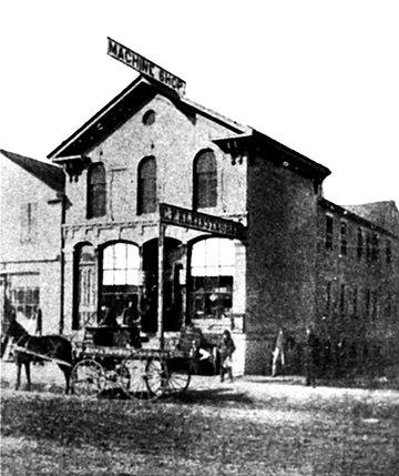 Kleinsteubers Machine Shop