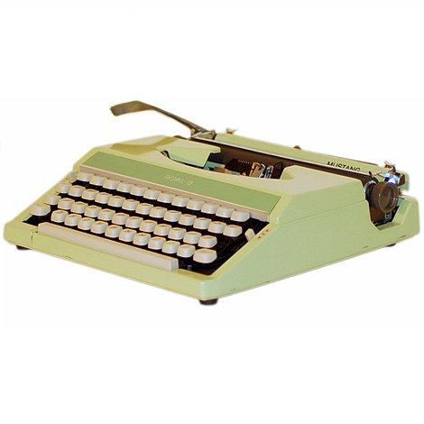 Royal Mustang Portable Typewriter
