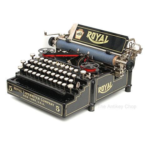 Royal Standard No.5