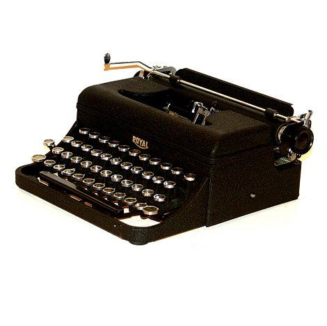 Royal Universal Portable Typewriter