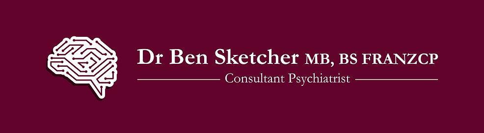 Dr Ben Sketcher Consultant Psychiatrist