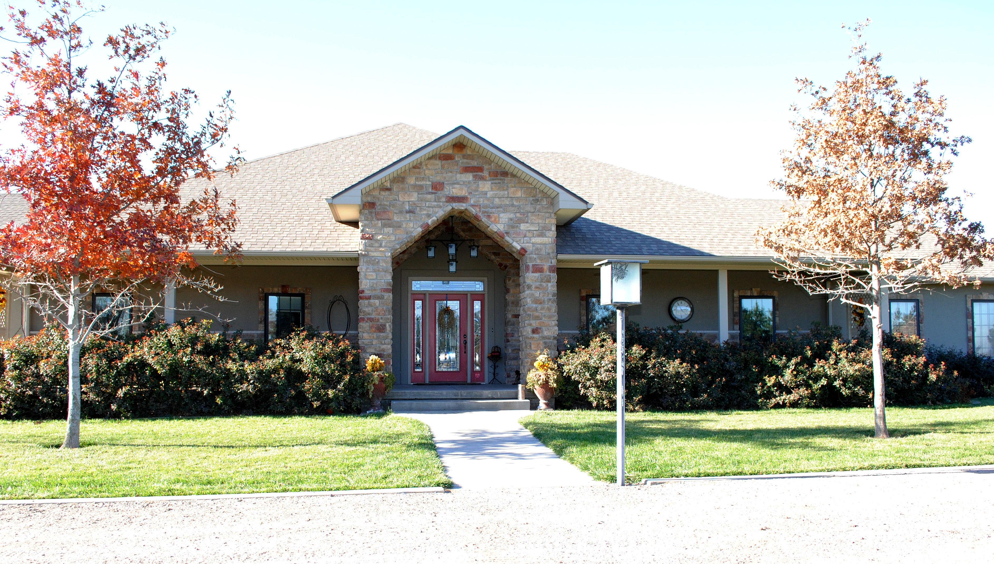 Thomas Quality Homes Inc Great Bend Kansas Ranch