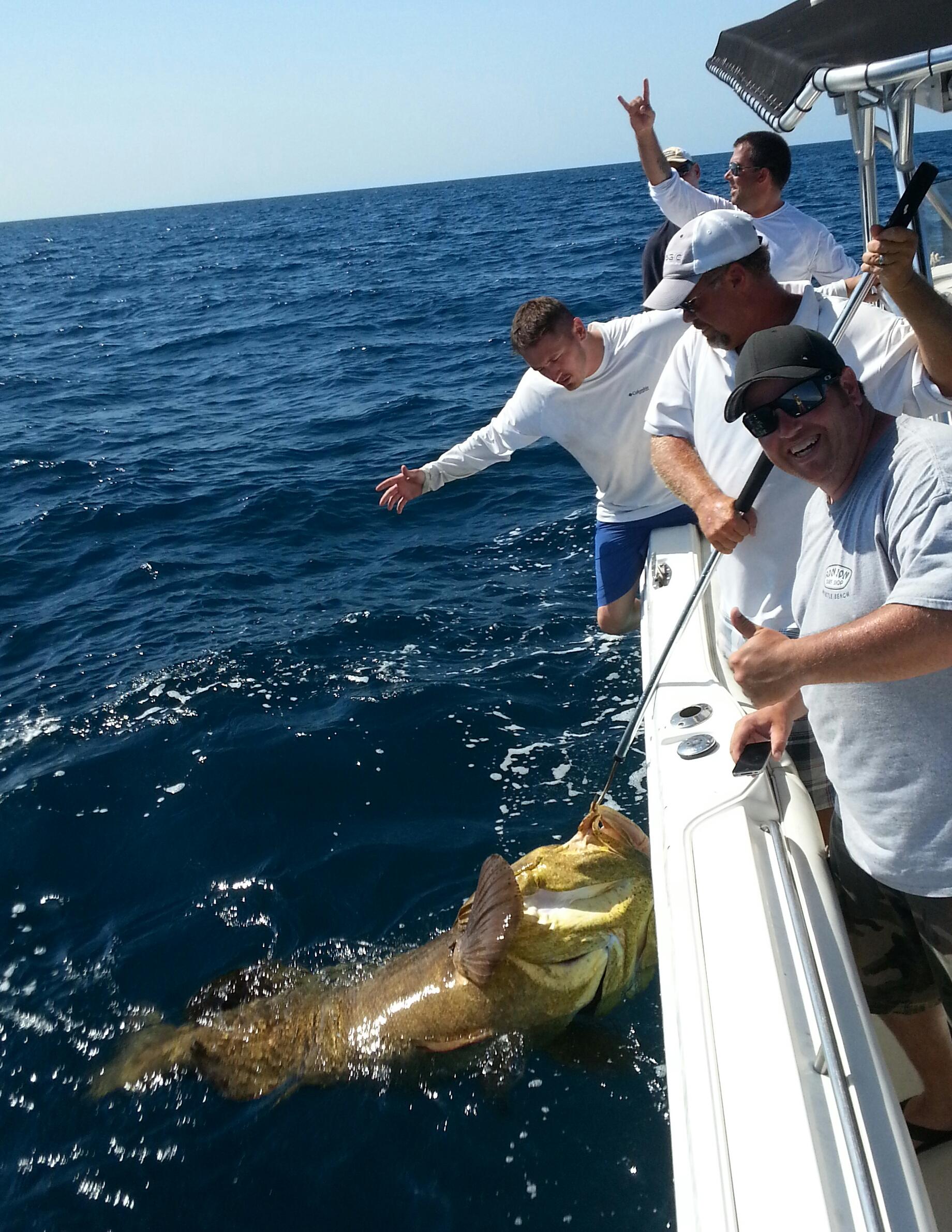 Bent charters deepsea fishing johns pass treasure island for Madeira beach fishing charters